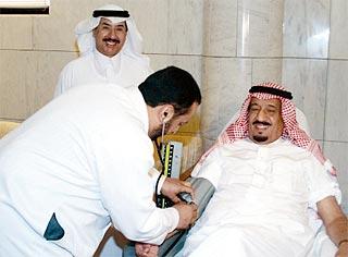 ... موظفيها ومجتمعها بشكلٍ عام حيث ستشهد مدينة الرياض قريباً تنفيذ حملة التبرع  بالدم لمنسوبيها بالتعاون مع مستشفى الملك فيصل التخصصي ومركز الابحاث بالرياض  .